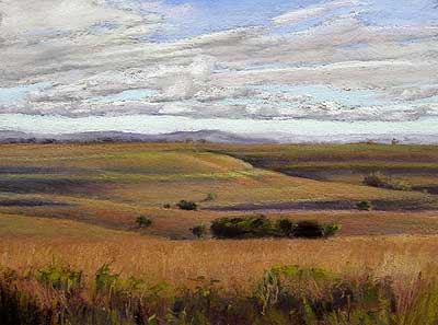 Into the Flint Hills