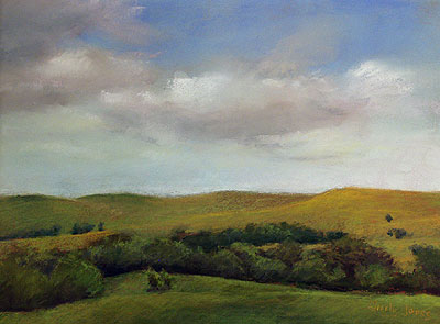 Plein Air in the Flint Hills